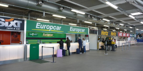 Europe Car Rental Dublin Airport